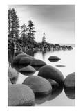 Shoreline, Lake Tahoe Poster