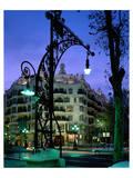 Casa Mila La Pedrera Barcelona Posters