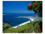 Sugarloaf Mount Copacabana Rio Pôsters