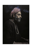 An Informal Portrait of a Tunisian Man Photographic Print by Franklin Price Knott