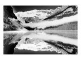 Reflections, Lake Louise, Banff, Alberta Prints