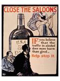 Prohibition Poster Art