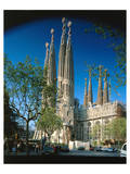 Sagrada Familia Barcelona Spain Print