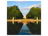 Fountain of Apollo Versailles Print