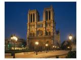 Notre Dame, Paris Posters