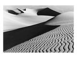 Sand Dunes in Death Valley I Posters