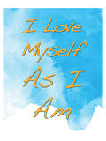 As I Am Posters by  SM Design