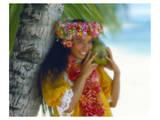 Tahiti, French Polynesia Poster
