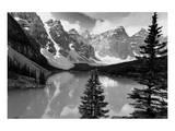 Majestic Moraine Lake, Alberta Poster
