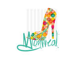 Montreal Shoe Prints by Elle Stewart