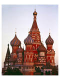 Saint Basil's Cathedral Moscow Art