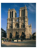 Notre Dame, Paris, France Prints