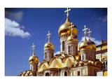 Kremlin Cathedrals, Moscow Prints