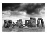 Stonehenge Kunstdrucke