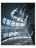 Dome Reichstag, Berlin Germany Posters