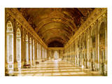 Mirror Hall Palace Versailles Posters