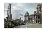 A View of Durban's Civic and Patriotic Center Photographic Print by Melville Chater