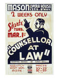 Counselor at Law Prints
