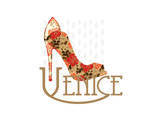 Venice Shoe Posters by Elle Stewart