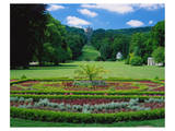 Palace Garden Kassel Germany Posters