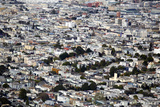 Aerial View of San Francisco Photographic Print by Jill Schneider