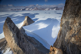 The Wohlthat Mountains in Antarctica's Queen Maud Land Photographic Print by Cory Richards