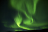 An Incredible Green Curtain of Northern Lights, or the Aurora Borealis Photographic Print by Bob Smith