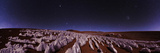 A Moonlit Landscape of Icy Penitentes at an Altitude of 5000 Meters Photographic Print by Babak Tafreshi
