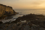 Bald Head Cliff in Ogunquit Photographic Print by Richard Olsenius