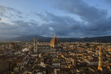 The Dome of the Cathedral of Santa Maria Del Fiore in Florence Photographic Print by Dave Yoder