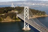 An Aerial View of the Bay Bridge Photographic Print by Jill Schneider