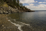 Little Hunter's Beach in Acadia National Park Photographic Print by Richard Olsenius