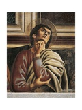 Apostle Thomas, Detail from the Last Supper, 1450 Giclee Print by Andrea Del Castagno