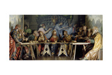 The Last Supper, 1531 Giclée-tryk af Andrea Del Castagno