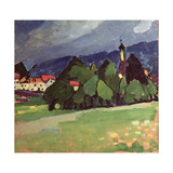 Landscape, Murnau Giclee Print by Alfred Jacob Miller