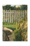 Confidences, Detail, 1868 Impression giclée par Cristiano Banti