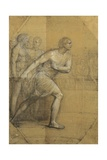 The Discus Thrower Giclee Print by Andrea Appiani