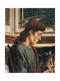 Apostle Matthew, Detail from the Last Supper, 1450 Giclée-tryk af Andrea Del Castagno