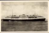 Zeeland Steamship Co., Dampfschiff Koningin Juliana Photographic Print