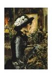 The Model, 1879 Giclee Print by Antonio Moro
