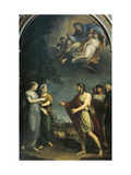 Jacob and Rachel,18th Century Giclee Print by Andrea Appiani