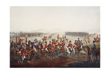 English Cavalry Giclee Print by Bernard Partridge