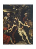 Deposition, 1554 Giclee Print by Mose Bianchi