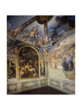 Italy, Florence, Palazzo Vecchio, Chapel of Eleonoraes, 1545 Giclee Print by Agnolo Gaddi