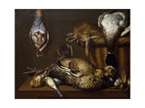 Still Life with Game, 1671 Giclee Print by Francois Nicolas Martinet