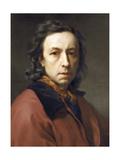Self-Portrait, 1778-1779 Giclee Print by Anton Raphael Mengs
