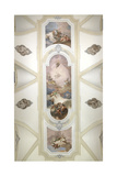 Frescoes on the Ceiling, 1799 Reproduction procédé giclée par Cristiano Banti
