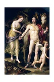 Perseus and Andromeda Giclee Print by Anton Raphael Mengs