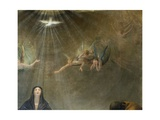 Lamentation over the Dead Christ, Detail, 1798-99 Giclee Print by Antonio Ciseri