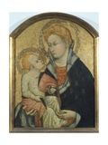 Madonna with Child Giclee Print by Ottaviano Mascherino